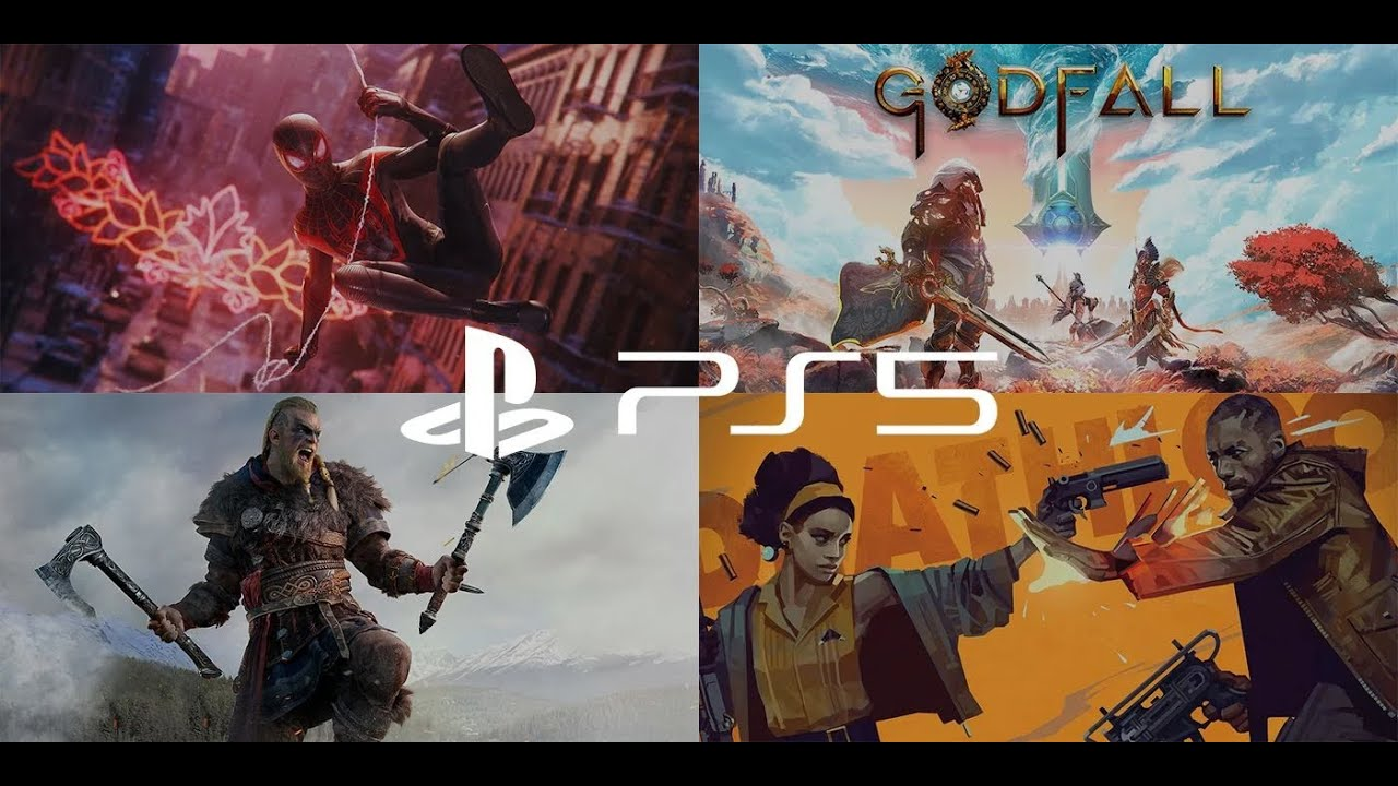 ALL PS5 DAY ONE LAUNCH GAMES!