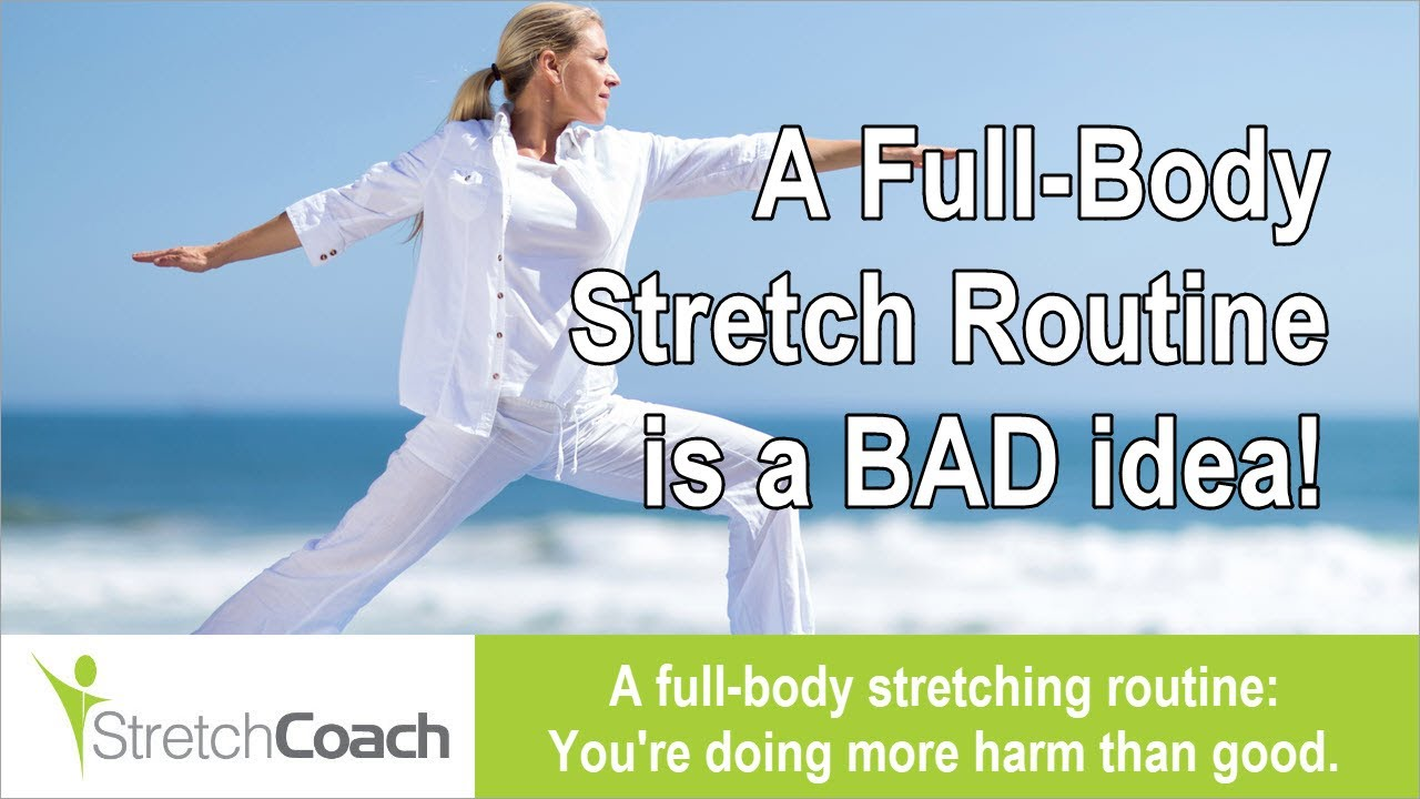 What is stretching? How to stretch properly? When to stretch?