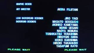 Razing Storm Arcade Credits