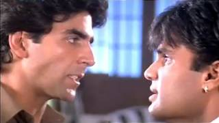 Clash between Sunil Shetty and Akshay - Sapoot Scene