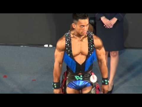 Men fitness 160 cm CEREMONY WBPF 2012