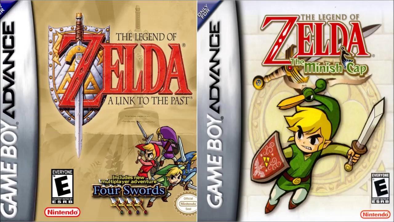 Descargar Todos Los Juegos De The Legend Of Zelda Para Gba