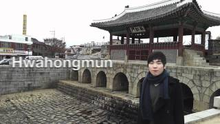 World Heritage-Hwaseong Fortress