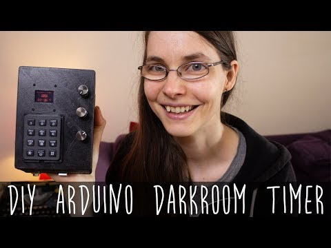 Finished DIY WiFi Arduino darkroom timer and RGB LED light source