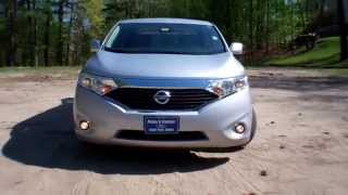 Lowest Price Used Nissan Quest Mini Van for sale Southern ME Fryeburg ME North Conway NH Lewiston ME