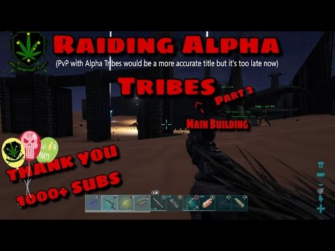 Raiding Scorched Earth Alphas after flyer nerf Part 2