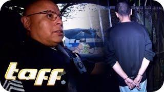 Unterwegs mit der Polizei in Los Angeles | taff | ProSieben