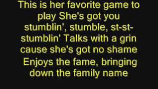 hilary duff gypsy woman lyrics