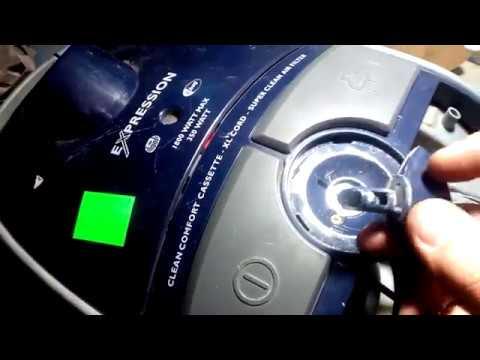 Uitgelezene Пылесос PHILIPS FS 8608 разборка - YouTube GQ-01