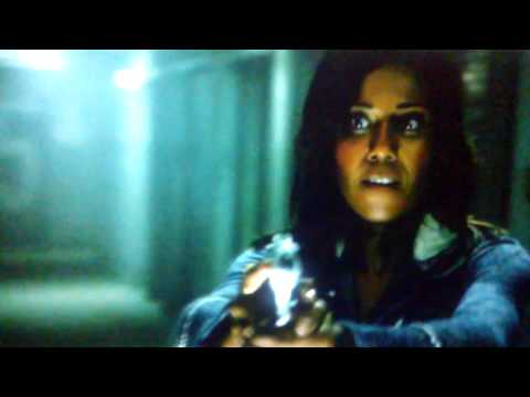 """PETRA's Fight Scene on Castle Episode """"XY"""", 2015"""
