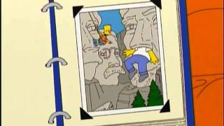 Les Simpson - Photos de vacances
