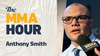 Anthony Smith Says Colby Covington Is 'The Most Skittish Person I've Ever Seen' Off Camera
