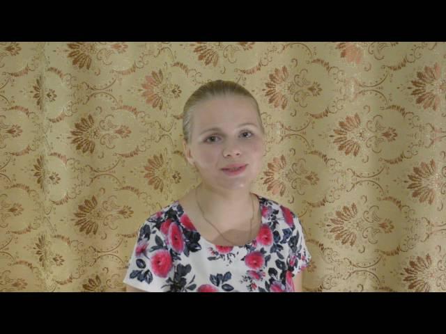 Валерия Иванова читает произведение «Розы» (Бунин Иван Алексеевич)