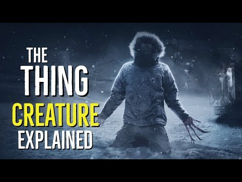 The Thing (CREATURE) Explained Mp3