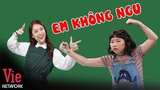 Trang Hý Đi Thi Nhanh Như Chớp Để Chứng Minh Không Ngu Và Cái Kết l VieTalents Official