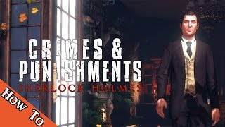 How To Install Sherlock Holmes Crimes and Punishments Makst Repack - Tutorial (With Links)