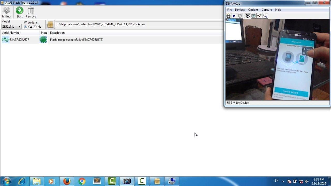 asus zenfone 2 z00ad flashing | restore update software | upgrade | in Hindi