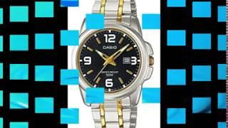 Casio LTP-1314SG-1AVDF youtubeflow casio watch review