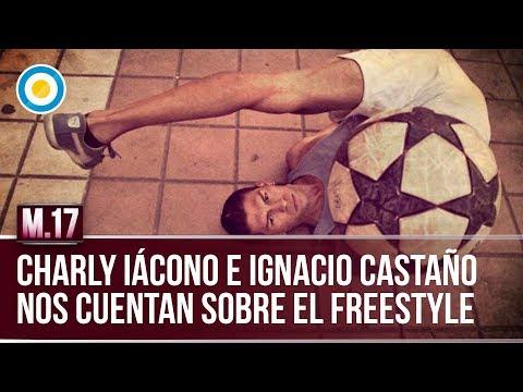 Charly Iacono e Ignacio Castaño en Maratón 2017 (1 de 3) thumbnail