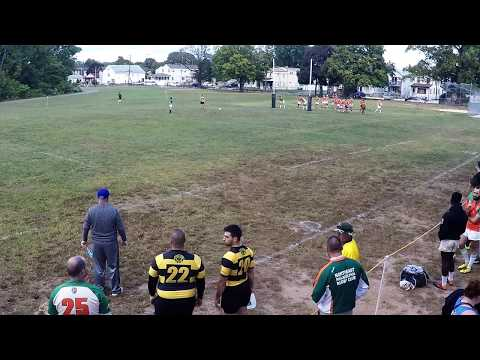 Northeast Philadelphia Irish Men's Rugby vs Reading 9-30-17