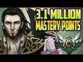 Silver 5 Twisted Fate 3,100,000 MASTERY POINTS- Spectate Highest Mastery Points TF