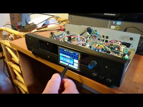 Stand alone SDR radio by S52UV