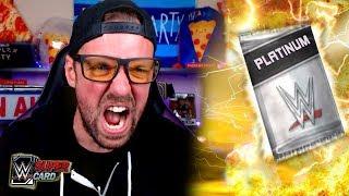 AWESOMETACULAR WRESTLEMANIA 33 PACK !!! - Platinum Pack Opening - WWE SuperCard Season 3