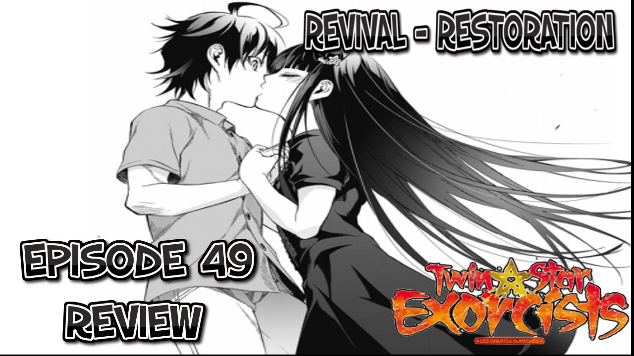 Download Holy Sh*t!!! Benio And Rokuro Kiss?!? Twin Star Exorcists: Episode 49 Review