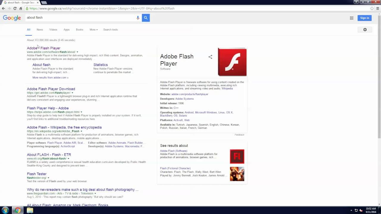 How to prevent flash player from updating