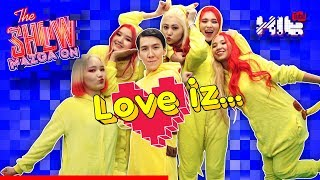 "Show Mazga On #15 (Шоу Мазга Он) Love iz  ''OA''  vs  FAN  ""ИӘ"""