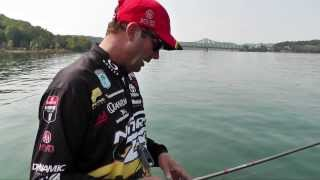 How to Dropshot using Electronics with Kevin VanDam
