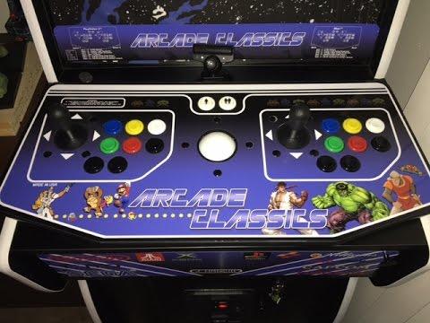 X-Arcade Tankstick mod with Mag-Stik Plus on
