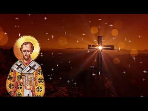 Sf. Ioan Gura de Aur - Cum sa ne comportam in Biserica si iertarea aproapelui