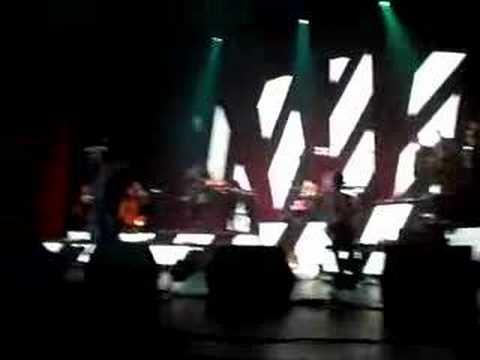 """Mark Ronson: """"Just"""" Feb '08. Manchester Apollo."""