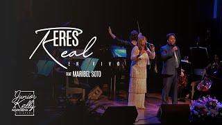 ERES REAL Maribel Soto y Junior Kelly Marchena Orquestación en vivo