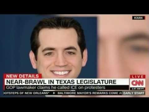 Near Brawl in Texas Legislature, threats of a shooting