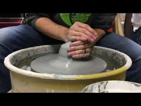 Potter's Wheel - Centering Clay