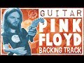 Pink Floyd Style Backing Track in A Minor