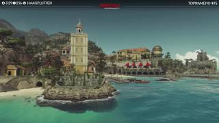 Lirik playing HITMAN™: Episode 2 - Sapienza