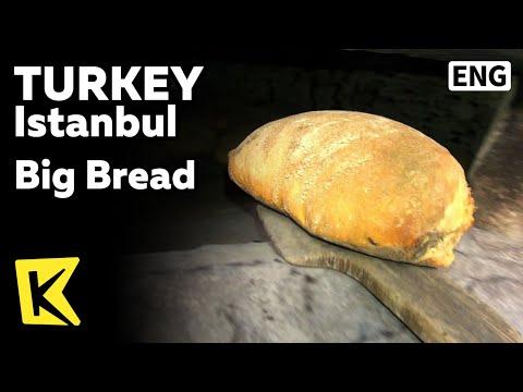 【K】Turkey Travel-Istanbul[터키 여행-이스탄불]터키인들의 주식/Istanbul/Big Bread/Kebab/Oven
