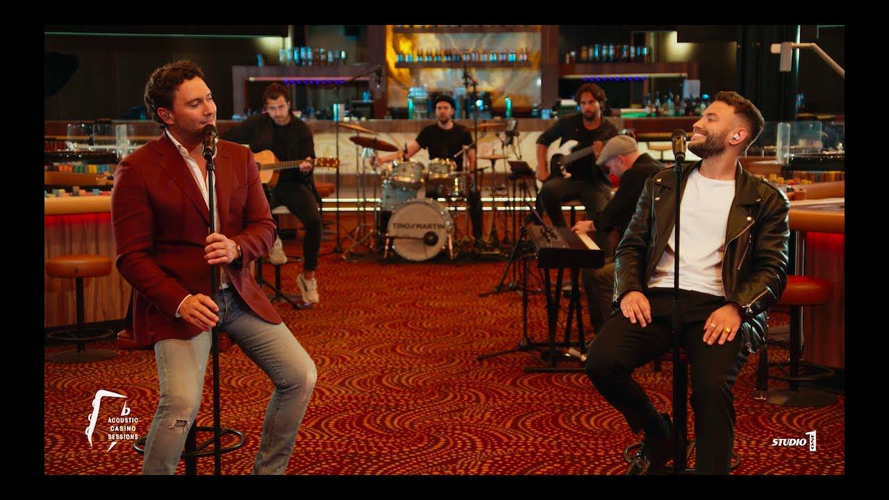 Tino Martin & Rolf Sanchez – Hij Had Het Willen Zeggen (Acoustic Casino Sessions)