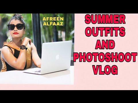 GIRLS PHOTOSHOOT AND SUMMER OUTFITS VLOG||GUWAHATI...||ASSAM? 1