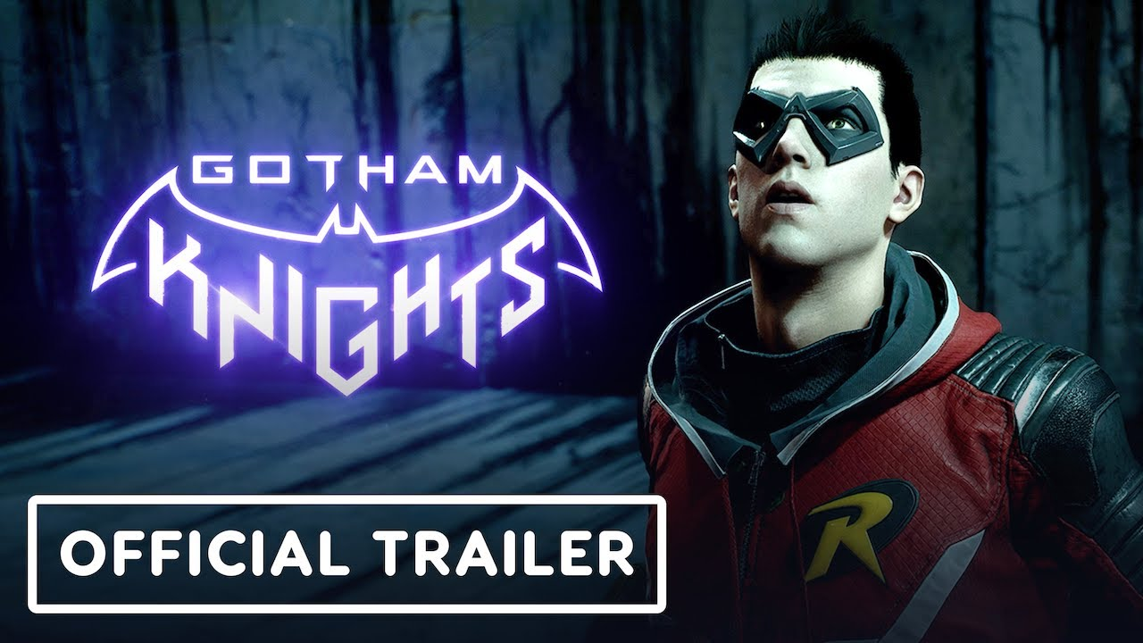 Download Gotham Knights - Official Court of Owls Story Trailer   DC FanDome 2021
