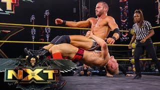 Ilja Dragunov vs. Roderick Strong: WWE NXT, Aug. 17, 2021