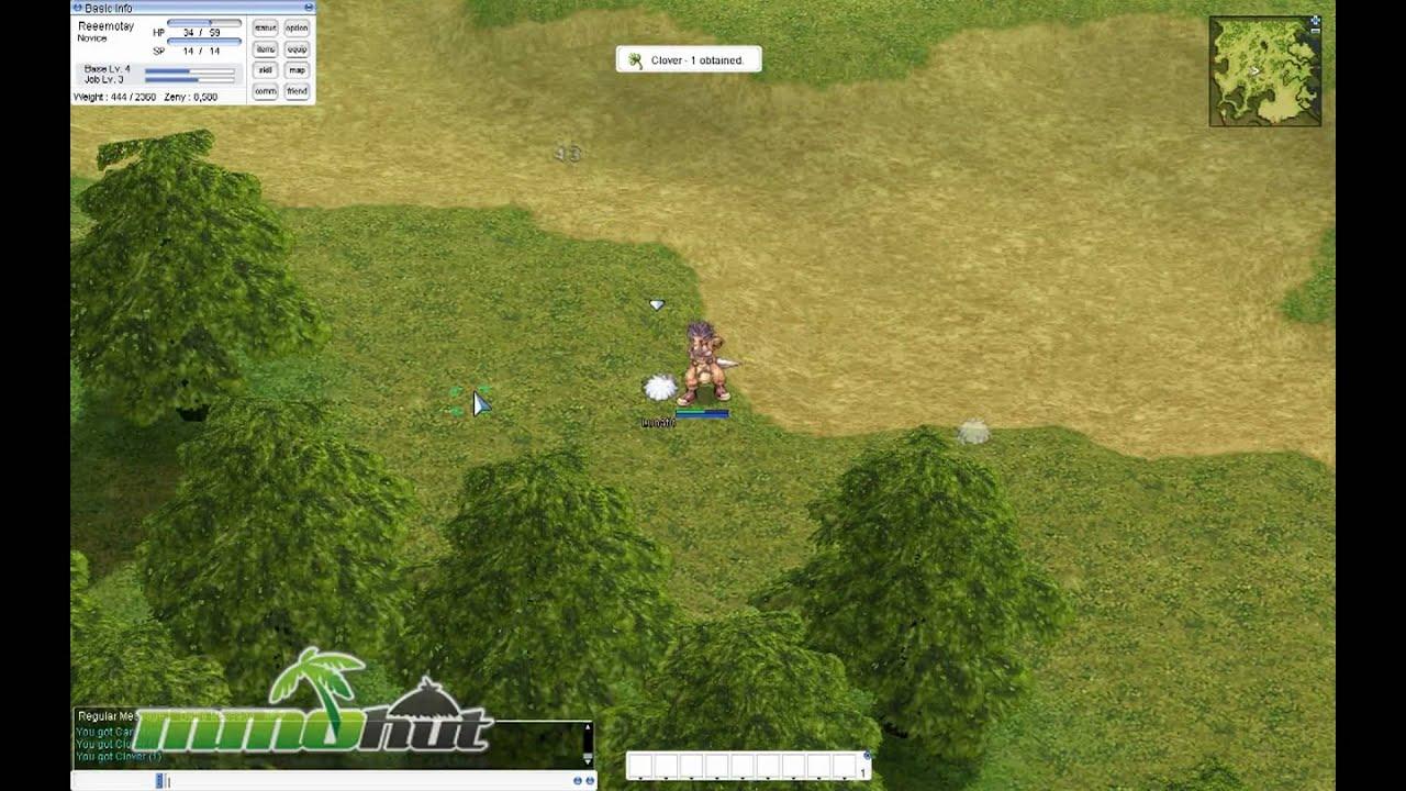 Ragnarok Online Quickslot