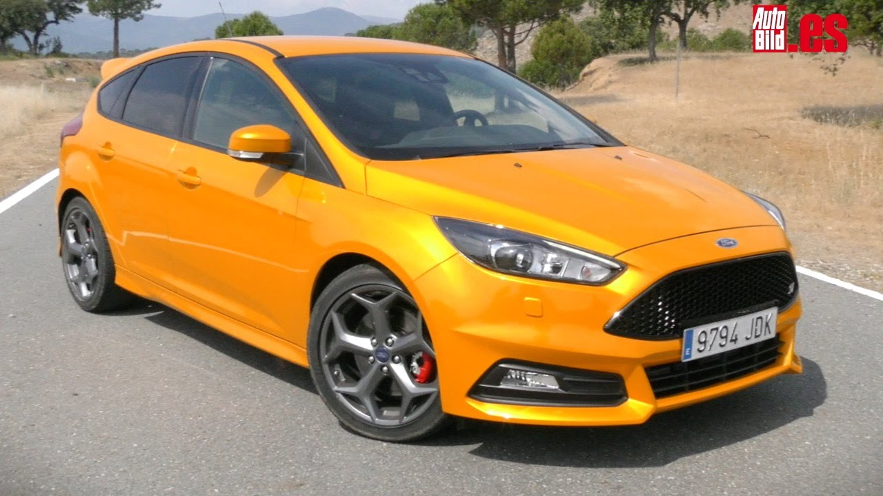 prueba ford focus st 2 0 ecooboost 250 cv youtube. Black Bedroom Furniture Sets. Home Design Ideas