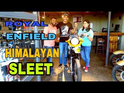 FINALLY I BOUGHT MY DREAM BIKE | ROYAL ENFIELD HIMALAYAN SLEET 2019 | ABS
