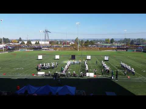 Sunset Classic 2017, Mountain View Marching Band