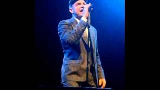 "Roger Cicero SOLO feat. Lutz Krajenski ""No Moon at All"" Köln 2010"