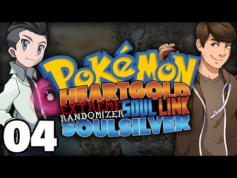 OH MY GAWD!! | Pokemon HeartGold/SoulSilver Extreme Randomizer Soul Link Part 4!
